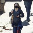 Melissa Benoist – Filming Supergirl set in Vancouver