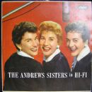 The Andrews Sisters - The Andrews Sisters In Hi-Fi