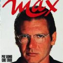 Harrison Ford - Max Magazine Cover [Italy] (December 1988)
