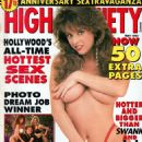 Julia Parton - High Society Magazine [United States] (May 1993)