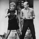 Bob Fosse Shows Shirley Maclaine Dance Moves For The Film Version Of Sweet Charity 1969 - 454 x 577
