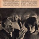 Audrey Hepburn and Mel Ferrer - Movie Album Magazine Pictorial [United States] (December 1957)
