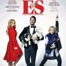 David Gandy, Leona Lewis - Evening Standard Magazine Cover [United Kingdom] (20 December 2013)