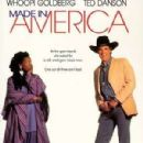 Ted Danson and Whoopi Goldberg in Made in America (1993)