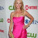 Julie Benz - Jul 18 2008 - CW/CBS/Showtime/CBS Television TCA Party In Hollywood