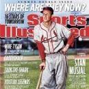 Stan Musial - Sports Illustrated Magazine Cover [United States] (2 August 2010)