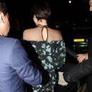 Gemma Arterton – Leaving Scott's restaurant in London - 454 x 780