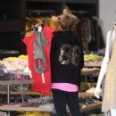 Ashley Tisdale: Shopping at Planet Blue