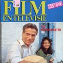 The Schoolmaster - Film en televisie Magazine Cover [Belgium] (January 1992)