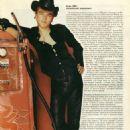 Leonardo DiCaprio - Rovesnik Magazine Pictorial [Russia] (May 1996) - 454 x 625