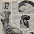 Yvonne De Carlo - De Lach Magazine Pictorial [Netherlands] (22 April 1955) - 454 x 629