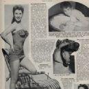 Yvonne De Carlo - De Lach Magazine Pictorial [Netherlands] (22 April 1955) - 454 x 629