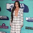 Demi Lovato – 2017 MTV Europe Music Awards in London