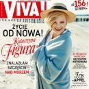 Katarzyna Figura - VIVA Magazine Cover [Poland] (3 June 2015)