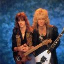Warren Demartini & Robbin Crosby - 400 x 469
