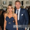 Andrew Flintoff and Rachael Wools - 432 x 594