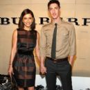 Eric Balfour and Leonor Varela