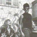 Vera Boldis and Dee Dee Ramone
