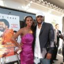 Tasha Smith and Tyler Perry