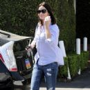 Emily Blunt At Fred Segal In West Hollywood, 1 April 2010