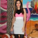 Victoria Justice Promoting VICTORIOUS Clothing Line