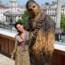 Thandie Newton – Solo: A Star Wars Story Photocall In London - 454 x 681