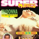Madonna - Super Mattissim Magazine Cover [Italy] (June 1990)