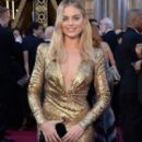 Margot Robbie At The 88th Annual Academy Awards - Arrivals (2016) - 270 x 600