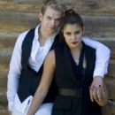 Kellan Lutz and Nikki Reed Photograph