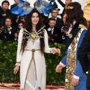 Lana Del Rey – 2018 MET Costume Institute Gala in NYC - 454 x 732
