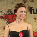 Samaire Armstrong - 2006 Fuse Fangoria Chainsaw Awards