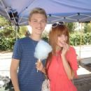 Kenton Duty and Bella Thorne - 299 x 399