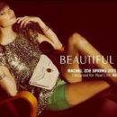 RACHEL ZOE SPRING 2013 'BEAUTIFUL VISION' LOOKBOOK ON SHOPBOP.COM WITH ENIKO MIHALIK