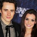 Reeve Carney and Jennifer Damiano - 454 x 360