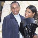 Taraji Henson and Hill Harper