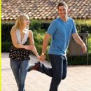 Heather Morris and Taylor Hubbell - 454 x 570