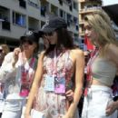 Gigi Hadid F1 Grand Prix Of Monaco In Monte Carlo