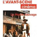 William Holden - L'Avant-Scene Cinema Magazine Cover [France] (April 2002)