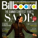 Sade Adu Billboard Magazine August 2011 - 454 x 563