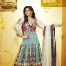 Zarine Khan Exclusive Roopam Dress Collections - 394 x 527