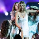 Selena Gomez performs at the 2017 American Music Awards at Microsoft Theater on November 19, 2017 in Los Angeles, California