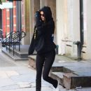 Kendall Jenner – Leaving lunch at Bubby's in New York City