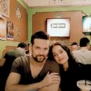 Jessica Lee Buchanan and Shane West
