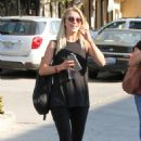 Julianne Hough Street Style – Arriving at Just Dance 8/23/2016 - 454 x 681