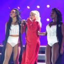 Christina Aguilera – Performs at the Greek Theater in Los Angeles