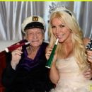 Hugh Hefner and Crystal Harris - 454 x 356