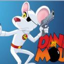 Danger Mouse...Danger is my middle..umm First Name