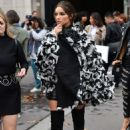 Olivia Culpo – Leaving Redemption Fashion Show in Paris