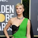 Charlize Theron – 77th Annual Golden Globe Awards in Beverly Hills