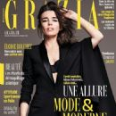 Élodie Bouchez - Grazia Magazine Cover [France] (30 January 2015)